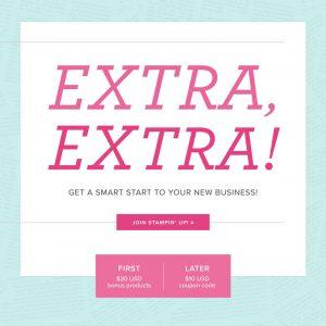 Extra Extra New Demo Offer