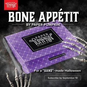 Stampin' Up! Bone Appetit