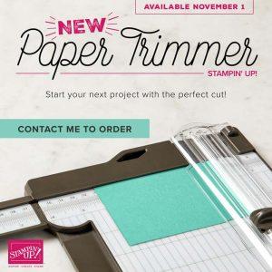 SU New Paper Trimmer