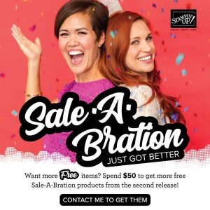 More Sale-a-Bration