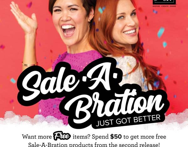 More Sale-a-Bration