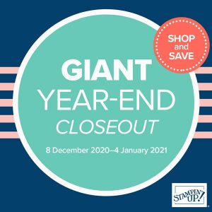 Giant Year End Closeout